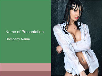 0000062011 PowerPoint Template - Slide 1