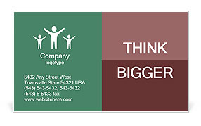 0000062038 Business Card Template