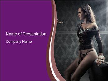 0000062056 PowerPoint Template - Slide 1