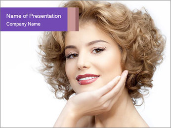 0000062085 PowerPoint Template - Slide 1