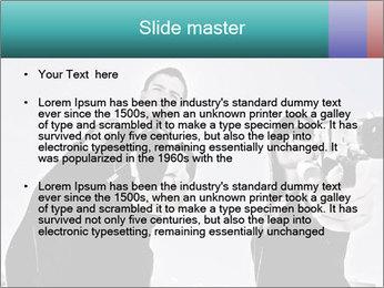 0000062088 PowerPoint Templates - Slide 2