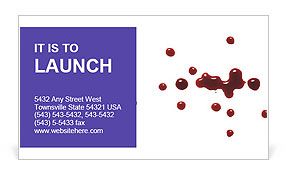 0000062094 Business Card Template