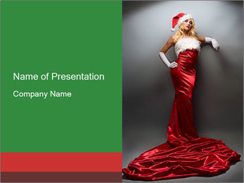 0000062095 PowerPoint Template - Slide 1