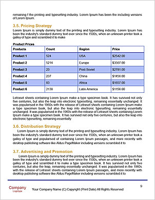 0000062101 Word Template - Page 9