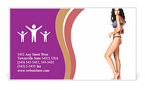 0000062122 Business Card Template