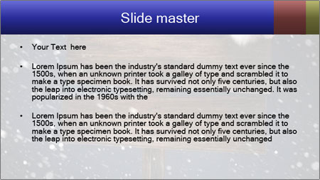 0000062129 PowerPoint Template - Slide 2