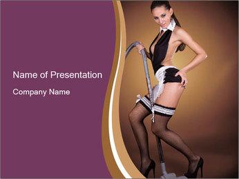 0000062145 PowerPoint Templates - Slide 1