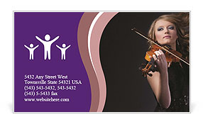 0000062149 Business Card Template