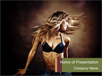 0000062168 PowerPoint Template - Slide 1