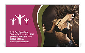 0000062170 Business Card Template
