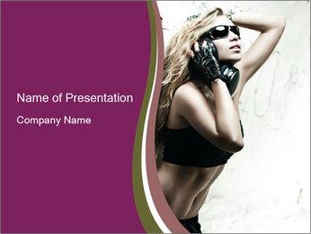 0000062185 PowerPoint Template - Slide 1