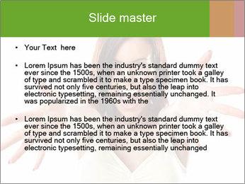 0000062195 PowerPoint Templates - Slide 2