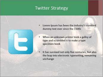 0000062198 PowerPoint Template - Slide 9