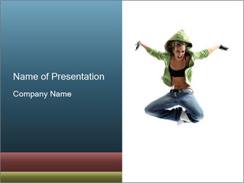 0000062211 PowerPoint Template - Slide 1