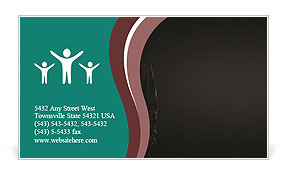 0000062267 Business Card Template