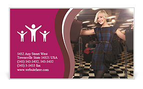 0000062289 Business Card Template