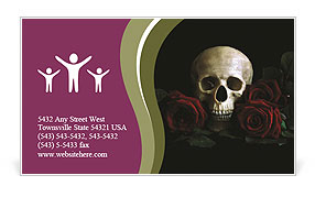 0000062332 Business Card Template