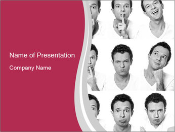 0000062362 PowerPoint Template - Slide 1