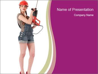 0000062407 PowerPoint Template - Slide 1