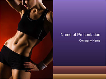 0000062413 PowerPoint Template - Slide 1