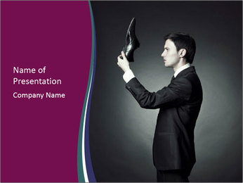 0000062417 PowerPoint Template - Slide 1