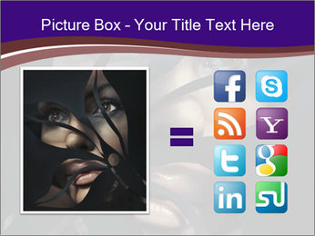 0000062460 PowerPoint Templates - Slide 21
