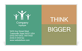 0000062483 Business Card Template