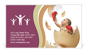 0000062543 Business Card Template
