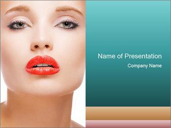 0000062544 PowerPoint Template - Slide 1