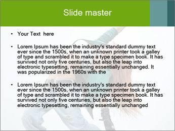 0000062552 PowerPoint Templates - Slide 2