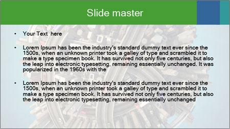 0000062572 PowerPoint Template - Slide 2