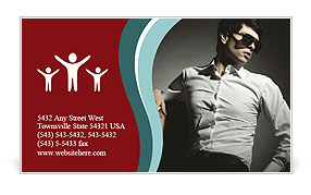 0000062583 Business Card Template