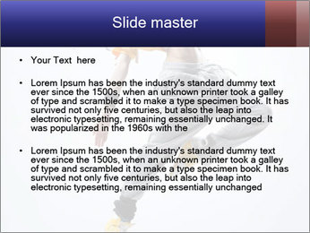 0000062590 PowerPoint Templates - Slide 2