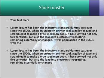 0000062598 PowerPoint Templates - Slide 2