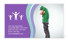 0000062617 Business Card Template
