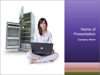 0000062673 PowerPoint Template - Slide 1