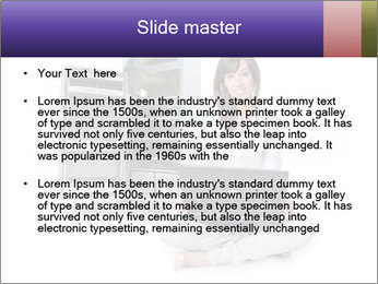 0000062673 PowerPoint Template - Slide 2
