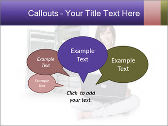 0000062673 PowerPoint Template - Slide 73