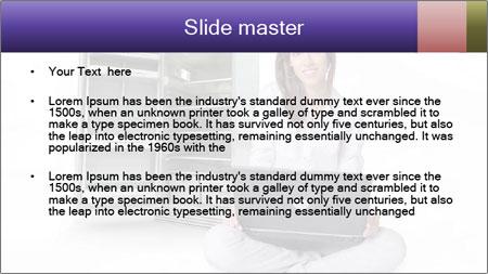0000062673 PowerPoint Template - Slide 2