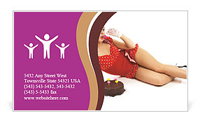 0000062674 Business Card Template