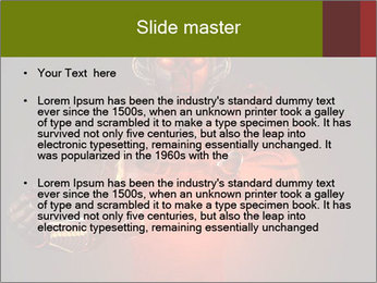 0000062697 PowerPoint Templates - Slide 2