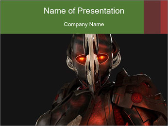 0000062700 PowerPoint Template - Slide 1