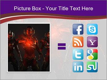 0000062702 PowerPoint Templates - Slide 21