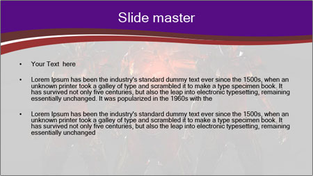 0000062702 PowerPoint Template - Slide 2