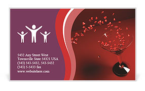 0000062704 Business Card Template