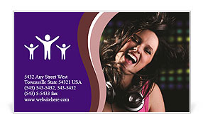 0000062714 Business Card Template