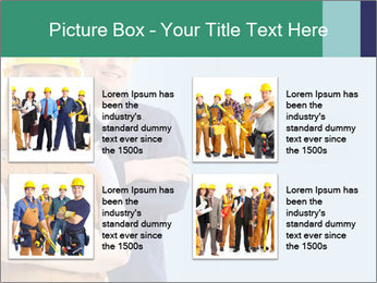 0000062724 PowerPoint Templates - Slide 14