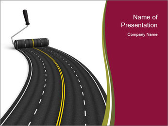 0000062725 PowerPoint Template - Slide 1