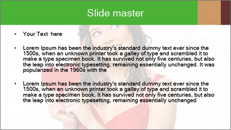 0000062731 PowerPoint Template - Slide 2
