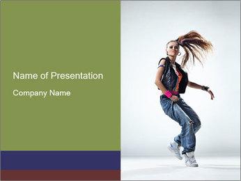 0000062786 PowerPoint Template - Slide 1